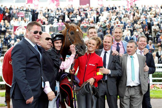 david o'meara racing horse trainer york